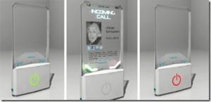 Transparent Nokia Cell Phone Concept