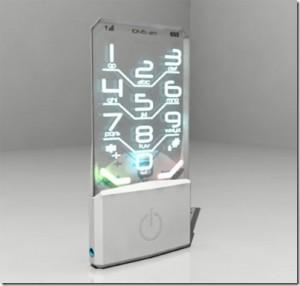 Transparent Nokia Cell Phone Concept_2