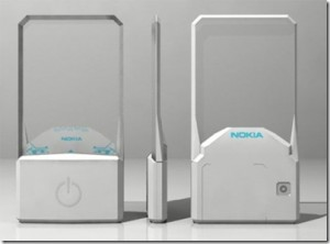 Transparent Nokia Cell Phone Concept_3