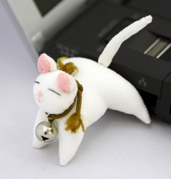 Cool Kyoto Catbar USB Flash Drive Gadget Fever
