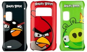 Nokia Angry Birds Cases