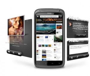 HTC 4G Sensation