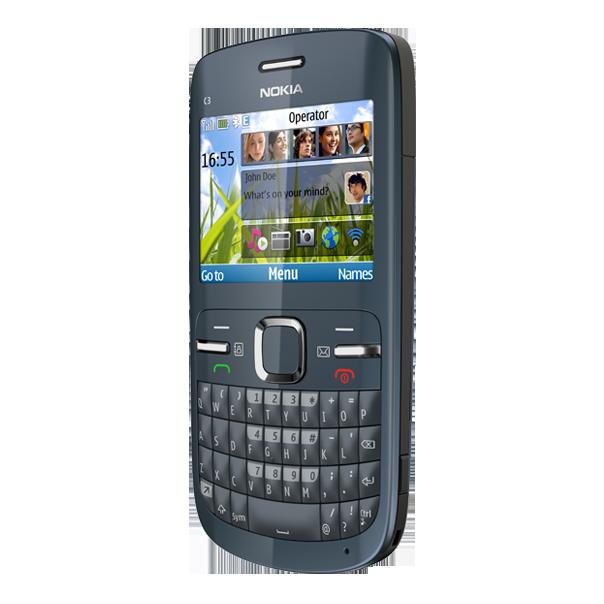 Nokia C3 Review and Photos – Gadget Fever
