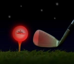 Twilight Tracer Flashing Golf Ball