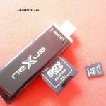 Nexus TrailBrazer Multi Card Reader