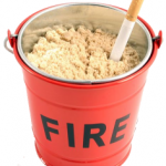 Fire Bucket Ashtray