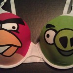 Be Sexy With the Angry Birds Bra