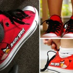 Cool Angry Bird Shoes