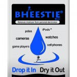 Dry your phone with Bheestie Bag!