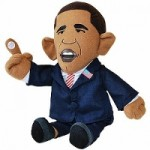 Farting Obama Doll!