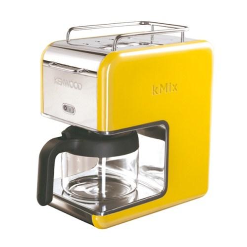 Yellow Filter Coffee Maker : Yellow Kenwood Boutique Range Filter Coffee Maker Gadget Fever