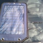 Portable Solar Panel For The Environment!