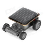 Be Eco With the Solar Powered Car!