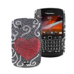 The Cutest Blackberry Bold Diamante Cover