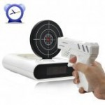 Gun Alarm Clock – Cool Tech Gadget