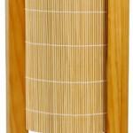 Best Gifts Under 25 Dollars – 13″ Kago Bamboo Matchstick Asian Lantern Oriental Lamp – Honey 2011