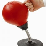 Princess International Stress Buster Desktop Punching Ball