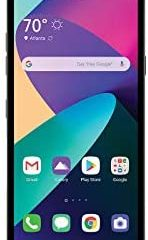 LG Phoenix 5, 5.7-inch HD+ Display, (16GB, 2GB RAM), 13 MP+Wide 5 MP Dual Cameras, 3000mAh Battery, Android Q, 4G LTE, GSM Unlocked Smartphone (AT&T, T-Mobile, Metro, Cricket) - Silver (Renewed)
