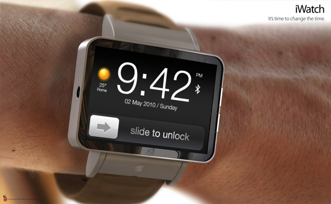 The iWatch Device